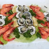 Morgans $30 Seafood Platter