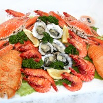 Morgans $50 Seafood Platter